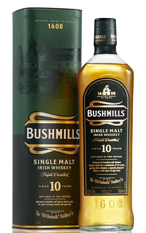 Bushmills 10y