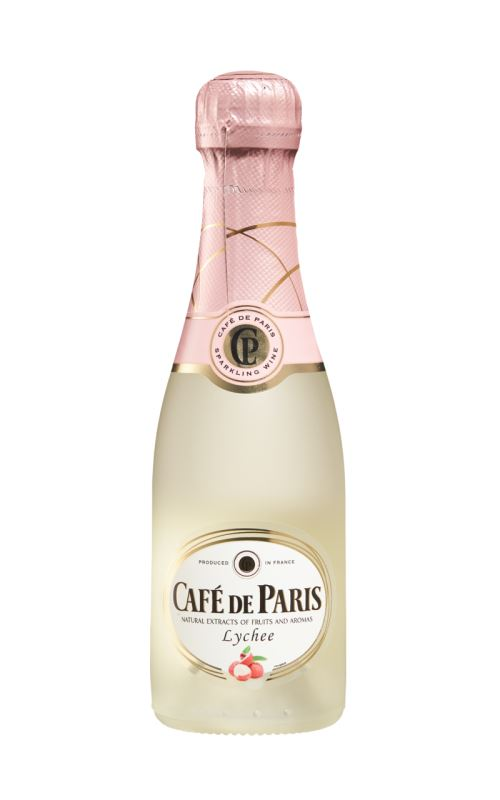 Café de Paris Litchi Blancs de Fruit