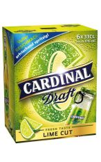 Cardinal Draft Lime Cut