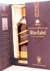 Johnnie Walker Blue Label Scotch Blended Malt