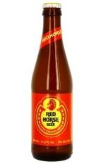 Red Horse Stallion
