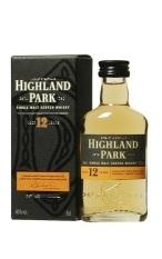 Highlandpark 12y Orkney Single Malt