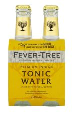 Fever-Tree Prem. Indian Tonic Water 4x F24