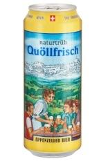 Appenzeller Quöllfrisch Naturtrüb
