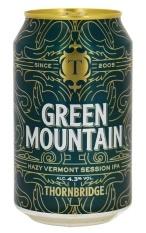 Thornbridge Green Mountain Hazy Session IPA