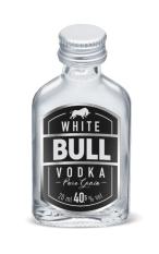 Wodka White Bull