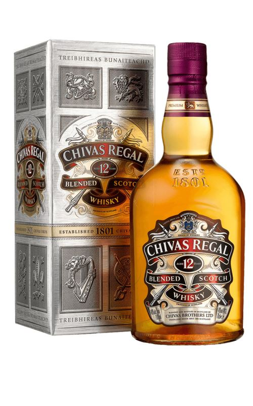 Chivas Regal 12y Scotch Blended Malt